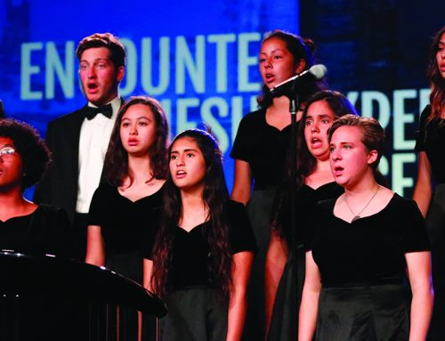 Choralaires Sing for 6,000 in Chicago
