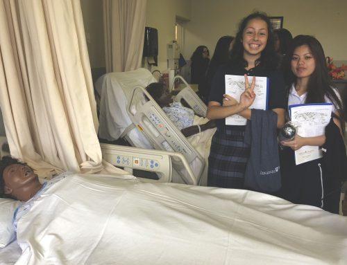 Seniors Explore Options at AU