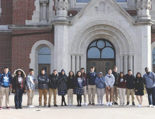 Seniors Visit Houses of Worship