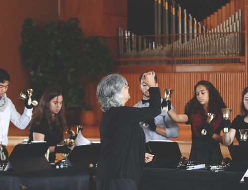 Bells Play for Church