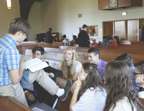 Students Lead Sabbath Schools