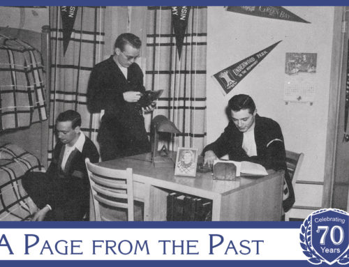"""A Page from the Past – 1949: """"Come and Dine at Columbus"""""""