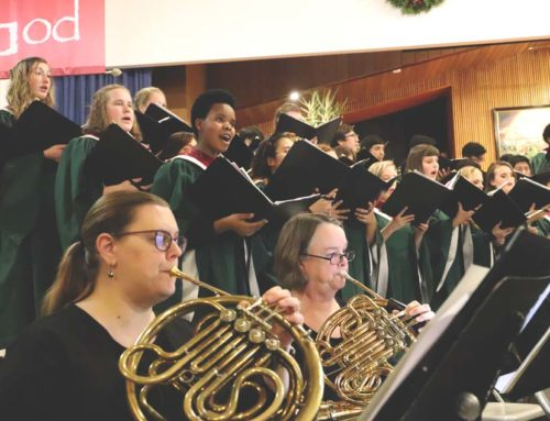 Over 400 Attend Christmas Concert