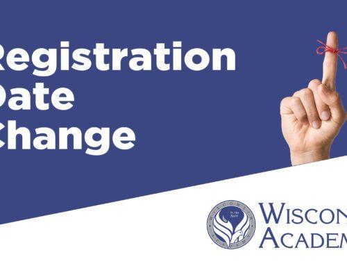 Registration Date Change