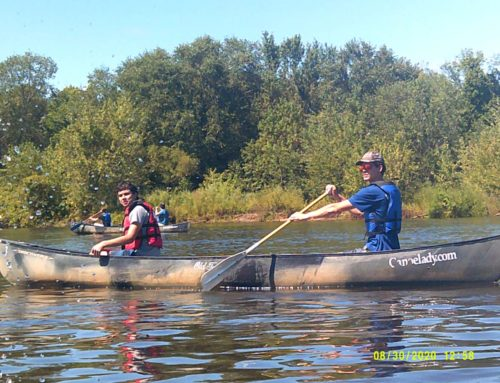 SA Fall Picnic Features Canoe Trip