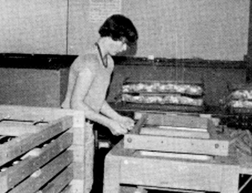 1980: Making Dough and Furniture at Wisconsin Academy