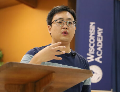 Week of Prayer with Myoung Kwon