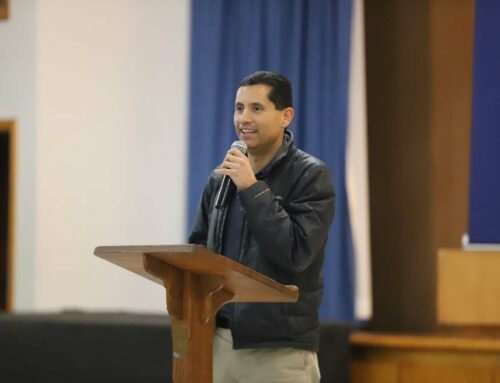 Hurtado Speaks for Weekend of Spiritual Emphasis
