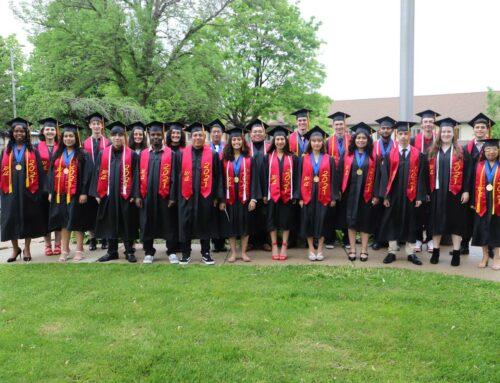 Graduation – Class of 2021