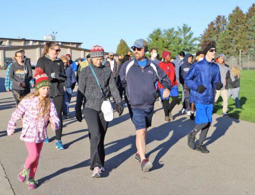 Fun Run/Walk Raises Money for Kosrae
